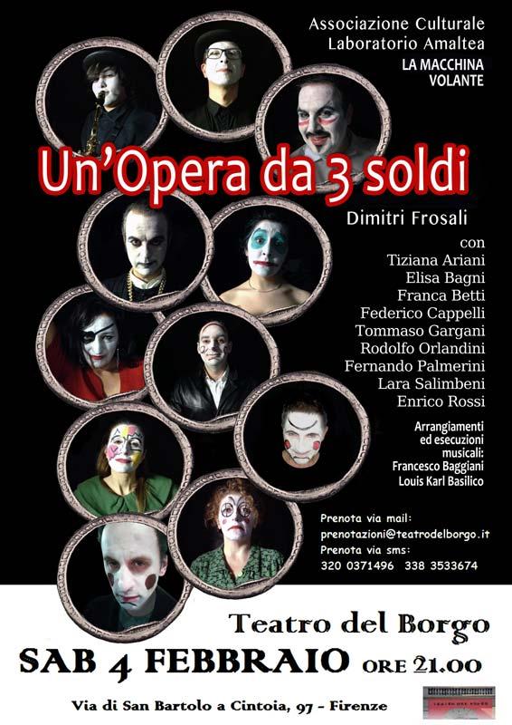 Un'Opera da 3 soldi_Teatro del Borgo