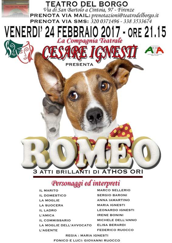 Romeo Teatro del Borgo